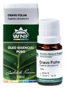 ÓLEO ESSENCIAL CRAVO FOLHA 10ML